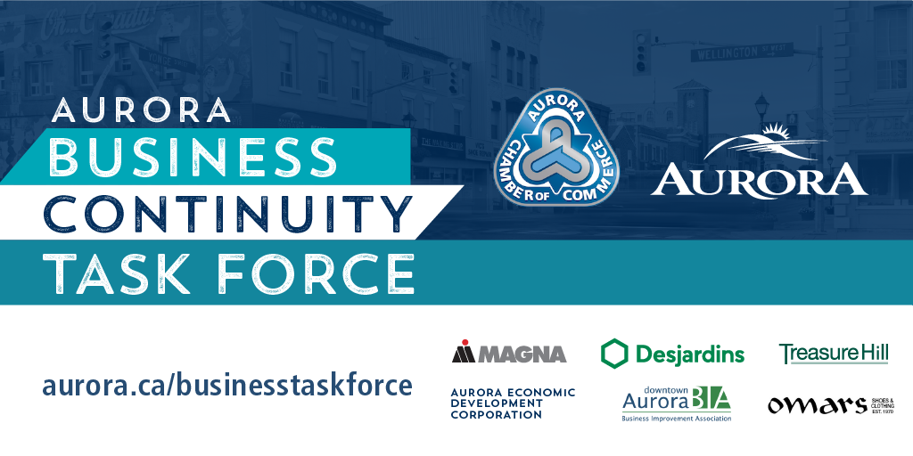 Aurora Business Continuity Task Force